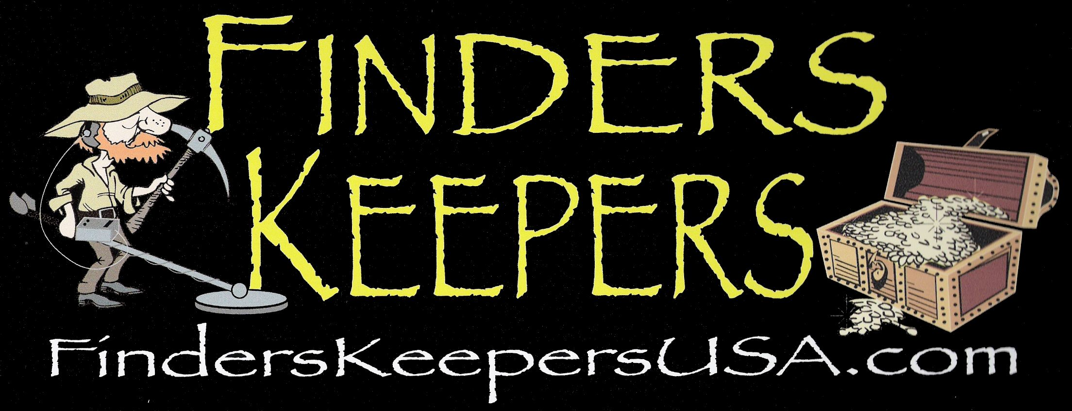 Finders Keepers USA logo
